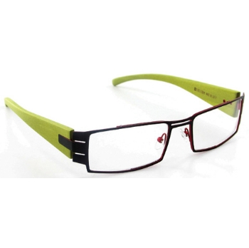 Evolution Art RE007 (Wood Temples) Eyeglasses